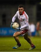 30 September 2017; Paddy Andrews of St. Brigid's during the Dublin County Senior Football Championship Quarter-Final match beween Ballymun Kickhams and St Brigid's at Parnell Park in Dublin. Photo by David Fitzgerald/Sportsfile