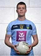 6 October 2017; Wearing this season's new jersey, UCD student and Mayo Footballer Stephen Coen is pictured at the announcement of AIB's three year sponsorship renewal of UCD GAA. The long standing sponsorship extends across Gaelic football, hurling ladies Gaelic football, camogie and handball. Photo by David Fitzgerald/Sportsfile
