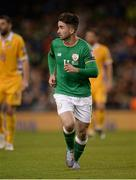 6 October 2017; Sean Maguire of Republic of Ireland during the FIFA World Cup Qualifier Group D match between Republic of Ireland and Moldova at Aviva Stadium in Dublin. Photo by Cody Glenn/Sportsfile
