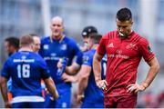 7 October 2017; Conor Murray of Munster dejected in the final moments of the Guinness PRO14 Round 6 match between Leinster and Munster at the Aviva Stadium in Dublin. Photo by Ramsey Cardy/Sportsfile