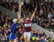 8 October 2017; Seamus Burke of Borris-Ileigh in action against Pa Burle of  Thurles Sarsfields during the Tipperary County Senior Hurling Championship Final match between Thurles Sarsfields and Borris-Ileigh at Semple Stadium in Thurles, Co Tipperary. Photo by Matt Browne/Sportsfile