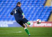 8 October 2017; Republic of Ireland assistant manager Roy Keane during squad training at Cardiff City Stadium in Cardiff, Wales. Photo by Stephen McCarthy/Sportsfile