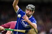 8 October 2017; Aidan McCormack of Thurles Sarsfields in action against Borris-Ileigh during the Tipperary County Senior Hurling Championship Final match between Thurles Sarsfields and Borris-Ileigh at Semple Stadium in Thurles, Co Tipperary. Photo by Matt Browne/Sportsfile