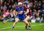 8 October 2017; Mikey O'Brien of Thurles Sarsfields in action against Seamus Burke of  Borris-Ileigh during the Tipperary County Senior Hurling Championship Final match between Thurles Sarsfields and Borris-Ileigh at Semple Stadium in Thurles, Co Tipperary. Photo by Matt Browne/Sportsfile
