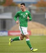 9 October 2017; Joseph Quigley of Republic of Ireland during the UEFA European U21 Championship Qualifier match between Republic of Ireland and Israel at Tallaght Stadium in Dublin. Photo by Matt Browne/Sportsfile
