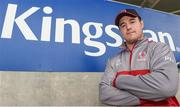 10 October 2017; Rob Herring of Ulster after a press conference at Kingspan Stadium in Belfast. Photo by Oliver McVeigh/Sportsfile