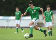 10 October 2017; Neil Farrugia of Republic of Ireland during the UEFA European U19 Championship Qualifier match between Republic of Ireland and Serbia at RSC in Waterford. Photo by Matt Browne/Sportsfile
