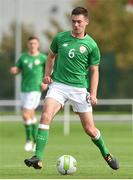 10 October 2017; Thomas O'Connor of Republic of Ireland during the UEFA European U19 Championship Qualifier match between Republic of Ireland and Serbia at RSC in Waterford. Photo by Matt Browne/Sportsfile