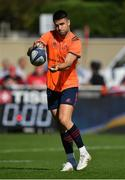 15 October 2017; Conor Murray of Munster prior to the European Rugby Champions Cup Pool 4 Round 1 match between Castres Olympique and Munster at Stade Pierre Antoine in Castres, France. Photo by Brendan Moran/Sportsfile