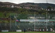 15 October 2017; A general view, during the AIB Ulster GAA Football Senior Club Championship First Round match between Kilcoo and Slaughtneil at Páirc Esler in Down. Photo by Seb Daly/Sportsfile