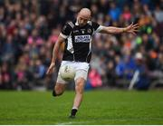 15 October 2017; Gavin Doogan of Magheracloone, during the Monaghan County Senior Football Championship Final match between Magheracloone and Scotstown at St Tiernach's Park in Monaghan. Photo by Philip Fitzpatrick/Sportsfile