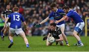 15 October 2017; Allan Kieran of Magheracloone, during the Monaghan County Senior Football Championship Final match between Magheracloone and Scotstown at St Tiernach's Park in Monaghan. Photo by Philip Fitzpatrick/Sportsfile