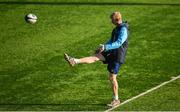 17 October 2017; Leo Cullen of Leinster during Leinster Rugby Squad Training at Donnybrook Stadium in Dublin. Photo by Cody Glenn/Sportsfile