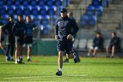 17 October 2017; Leinster backs coach Girvan Dempsey during Leinster Rugby Squad Training at Donnybrook Stadium in Dublin. Photo by Cody Glenn/Sportsfile