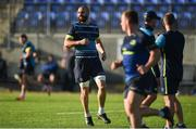 17 October 2017; Scott Fardy of Leinster during Leinster Rugby Squad Training at Donnybrook Stadium in Dublin. Photo by Cody Glenn/Sportsfile