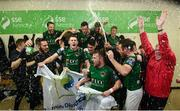 17 October 2017; Cork City players celebrate winning the SSE Airtricity League Premier Division after the SSE Airtricity League Premier Division match between Cork City and Derry City at Turners Cross in Cork.  Photo by Stephen McCarthy/Sportsfile