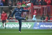 21 October 2017; Racing 92 defence coach Ronan O'Gara ahead of the European Rugby Champions Cup Pool 4 Round 2 match between Munster and Racing 92 at Thomond Park in Limerick. Photo by Diarmuid Greene/Sportsfile