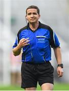 22 October 2017; Referee Colm Lyons during the Cork County Senior Hurling Championship Final match between Blackrock and Imokilly at Páirc Uí Chaoimh in Cork. Photo by Eóin Noonan/Sportsfile