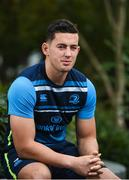 23 October 2017; Leinster's Noel Reid poses for a portrait following a press conference at Leinster Rugby HQ in UCD, Belfield, Dublin.  Photo by Seb Daly/Sportsfile