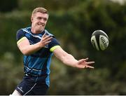 23 October 2017; Leinster's Dan Leavy during squad training at UCD in Dublin. Photo by Seb Daly/Sportsfile
