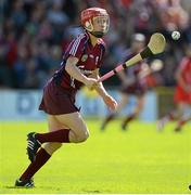18 August 2012; Therese Maher, Galway. All-Ireland Senior Camogie Championship Semi-Final, Cork v Galway, Nowlan Park, Kilkenny. Picture credit: Matt Browne / SPORTSFILE