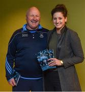 27 October 2017; In attendance at last nights launch of a book and an exhibition to commemorate the centenary of the achievement of the UCD Collegians hurling team in winning the All-Ireland senior hurling championship are Ken FitzGerald and Mags Darcy. The book – UCD Collegians: All-Ireland Champions 1917 – written by Paul Rouse and Leanne Blaney. Photo by David Fitzgerald/Sportsfile