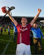 29 October 2017; Cillian Buckley of Dicksboro celebrates after the Kilkenny County Senior Hurling Championship Final match between Dicksboro and James Stephens at Nowlan Park in Kilkenny. Photo by Ray McManus/Sportsfile