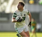 29 October 2017; Paul Cahillane of Portlaoise during the AIB Leinster GAA Football Senior Club Championship First Round match between Rhode and Portlaoise at Bord na Mona O'Connor Park, Tullamore in Co Offaly. Photo by Matt Browne/Sportsfile