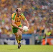 26 August 2012; Colm McFadden, Donegal. GAA Football All-Ireland Senior Championship Semi-Final, Cork v Donegal, Croke Park, Dublin. Picture credit: Ray McManus / SPORTSFILE