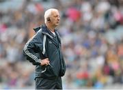 5 August 2012; Cork manager Conor Counihan. GAA Football All-Ireland Senior Championship Quarter-Final, Cork v Kildare, Croke Park, Dublin. Picture credit: Paul Mohan / SPORTSFILE