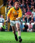 September 1998. Stephen Byrne Offaly goalkeeper, All Ireland Hurling Final, Croke Park. Picture Credit: David Maher/SPORTSFILE.