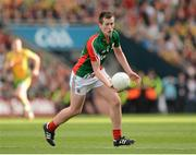23 September 2012; Cillian O'Connor, Mayo. GAA Football All-Ireland Senior Championship Final, Donegal v Mayo, Croke Park, Dublin. Picture credit: Oliver McVeigh / SPORTSFILE