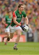 23 September 2012; Lee Keegan, Mayo. GAA Football All-Ireland Senior Championship Final, Donegal v Mayo, Croke Park, Dublin. Picture credit: Brendan Moran / SPORTSFILE