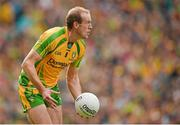 23 September 2012; Neil Gallagher, Donegal. GAA Football All-Ireland Senior Championship Final, Donegal v Mayo, Croke Park, Dublin. Picture credit: Brendan Moran / SPORTSFILE