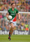 23 September 2012; Barry Moran, Mayo. GAA Football All-Ireland Senior Championship Final, Donegal v Mayo, Croke Park, Dublin. Picture credit: Brendan Moran / SPORTSFILE