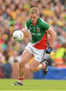 23 September 2012; Kevin Keane, Mayo. GAA Football All-Ireland Senior Championship Final, Donegal v Mayo, Croke Park, Dublin. Picture credit: Brendan Moran / SPORTSFILE