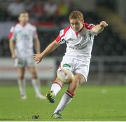 8 September 2012; Paddy Jackson, Ulster. Celtic League, Round 2, Ospreys v Ulster, Liberty Stadium, Swansea, Wales. Picture credit: Steve Pope / SPORTSFILE