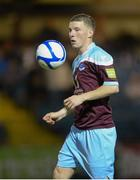 1 October 2012; Eric Foley, Drogheda United. Airtricity League Premier Division, Drogheda United v Shelbourne, Hunky Dory Park, Drogheda, Co. Louth. Picture credit: Paul Mohan / SPORTSFILE