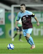 1 October 2012; Philip Hand, Drogheda United. Airtricity League Premier Division, Drogheda United v Shelbourne, Hunky Dory Park, Drogheda, Co. Louth. Picture credit: Paul Mohan / SPORTSFILE
