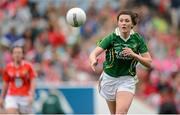 7 October 2012; Lorraine Scanlon, Kerry. TG4 All-Ireland Ladies Football Senior Championship Final, Cork v Kerry, Croke Park, Dublin. Picture credit: Stephen McCarthy / SPORTSFILE