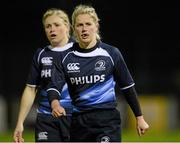 23 November 2012; Finnoula Gleeson, Leinster. Challenge Match, Leinster Women v Exiles, Ashbourne RFC, Ashbourne, Co. Meath. Picture credit: Matt Browne / SPORTSFILE