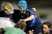 23 November 2012; Anne-Marie Rooney, Leinster. Challenge Match, Leinster Women v Exiles, Ashbourne RFC, Ashbourne, Co. Meath. Picture credit: Matt Browne / SPORTSFILE