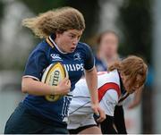 8 December 2012; Jenny Murphy, Leinster. Women's Interprovincial, Leinster v Ulster, Ashbourne RFC, Ashbourne, Co. Meath. Picture credit: Matt Browne / SPORTSFILE