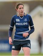 8 December 2012; Nora Stapleton, Leinster. Women's Interprovincial, Leinster v Ulster, Ashbourne RFC, Ashbourne, Co. Meath. Picture credit: Matt Browne / SPORTSFILE