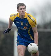 6 January 2013; Michael Finneran, Roscommon. Connacht FBD League, Section B, Roscommon v Leitrim, Elphin GAA Club, Elphin, Co. Roscommon. Picture credit: David Maher / SPORTSFILE