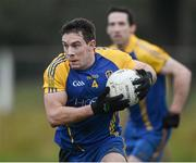 6 January 2013; Neil Collins, Roscommon. Connacht FBD League, Section B, Roscommon v Leitrim, Elphin GAA Club, Elphin, Co. Roscommon. Picture credit: David Maher / SPORTSFILE