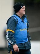 6 January 2013; John Evans, Roscommon manager. Connacht FBD League, Section B, Roscommon v Leitrim, Elphin GAA Club, Elphin, Co. Roscommon. Picture credit: David Maher / SPORTSFILE