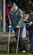 13 January 2013; Offaly manager Ollie Baker before the game. Inter-County Challenge Match, Tipperary v Offaly, Templemore, Co. Tipperary. Picture credit: Matt Browne / SPORTSFILE