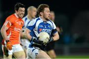 2 February 2013; Cahir Healy, Laois, in action against Armagh. Allianz Football League, Division 2, Laois v Armagh, O'Moore Park, Portlaoise, Co. Laois. Picture credit: Matt Browne / SPORTSFILE