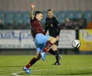 1 March 2013; David Cassidy, Drogheda United. Jim Malone Perpetual Trophy, Dundalk v Drogheda United, Oriel Park, Dundalk, Co. Louth. Picture credit: Paul Mohan / SPORTSFILE